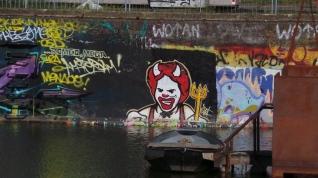 Evil McD seen in Amsterdam - Noord