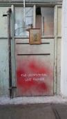 Unconditional Love Alliance, seen in Amsterdam - Noord's NDSM-werf