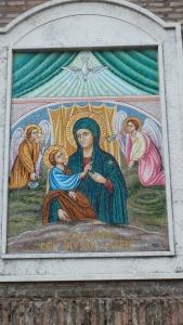 Seen in the Vatican Gardens