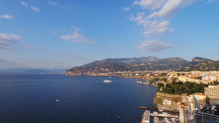 A smidgen of the beauty that is the Amalfi Coast.