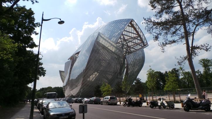 Louis Vuitton Foundation, Museum in Paris